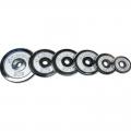 Диск стальной хромированный NT125 2,5 кг серый диаметр 26, 31мм