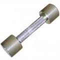 Гантель хромированная МБ-Фитнесс 2 кг