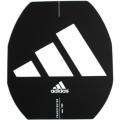Трафарет для нанесения логотипа Adidas на струны