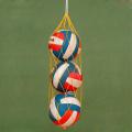 Сетка на 10 мячей KV.REZAC 33935232, нить 2 мм полипропилен, различные цвета