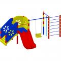 Детский игровой комплекс ЭКП К 014ф