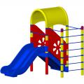 Детский игровой комплекс ЭКП К 11ф
