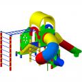 Детский игровой комплекс ЭКП КТР12ф