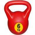 Гиря пластиковая АС 6 кг
