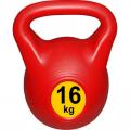 Гиря пластиковая АС 16 кг