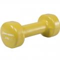 Гантель виниловая Iron Body 2 кг