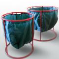 Корзина для заброса мячей диаметр 750 мм