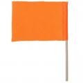 Флажок СЛ, размер  15 Х 20, длина 40 см