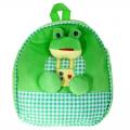 Мягкий рюкзак Звери СЛ 30 см х 8 см х 30 см