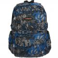 Рюкзак молодёжный на молнии СЛ Лео, 1 отдел, 1 наружный карман, усиленная спинка 30х44 см