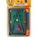 Настольная игра 4 в 1 СЛ (бильярд, стикбол, стик гольф, стикбоулинг)