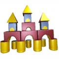 Модульный набор Замок большой (17 элементов) АЭЛ