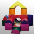 Набор мягких модулей из 16ти элементов арт.4012