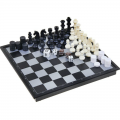 Игра СЛ 3 в 1: шахматы, шашки, нарды, доска 25х25 см