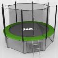 Батут UNIX 10 FT INSIDE диаметр 305 см с внутренней защитной сеткой