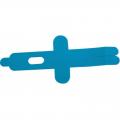 Кинезиологическая лента (локоть) Lite Weights 1215LW