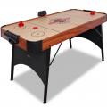 Игровой стол аэрохоккей FORTUNA AIR RAIDER (153X77X80СМ)