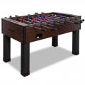 Игровой стол футбол FORTUNA DEFENDER FDH-520 (140X74X86СМ)