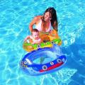 Круг для плавания BESTWAY 34054 Машинка (71х56 см)