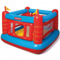 Батут надувной Bestway Fisher Price 1693730, 175 х 173 х 135 см, от 3 лет