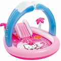 Игровой центр INTEX 57137NP Hello Kitty, 211 х 163 х 130 см, от 2 лет