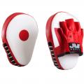Лапы боксерские гнутые АС Е060 (иск. кожа)