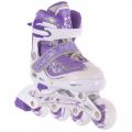 Раздвижные роликовые коньки RGX Gloss