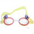 Очки для плавания детские ONLITOP Животные с берушами
