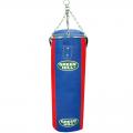Мешок боксерский GREEN HILL PBR 40 см, диаметр 20 см, искусственная кожа