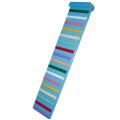 Доска наклонная ребристая 1600х300 мм с цветными рейками