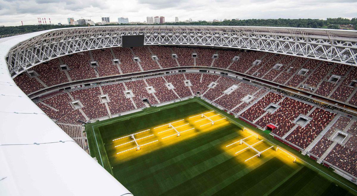 на какой стадии стадион показать картинки считал это основным