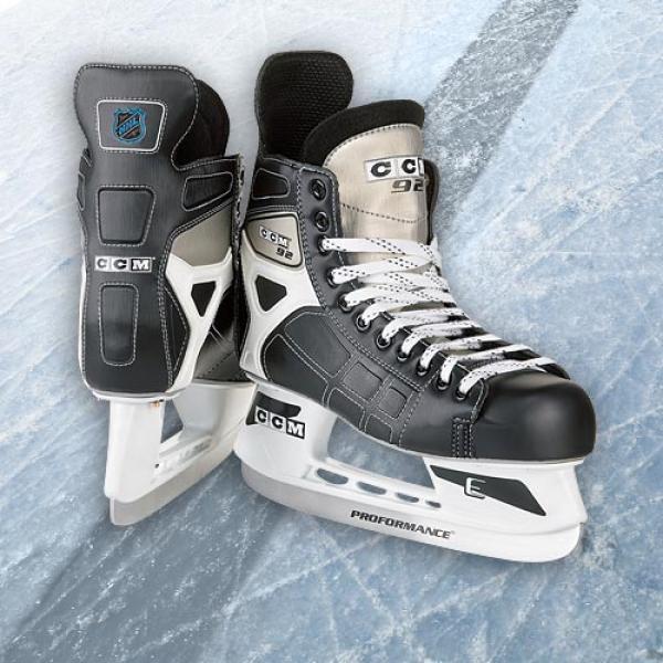 Коньки хоккейные CCM 92 SR