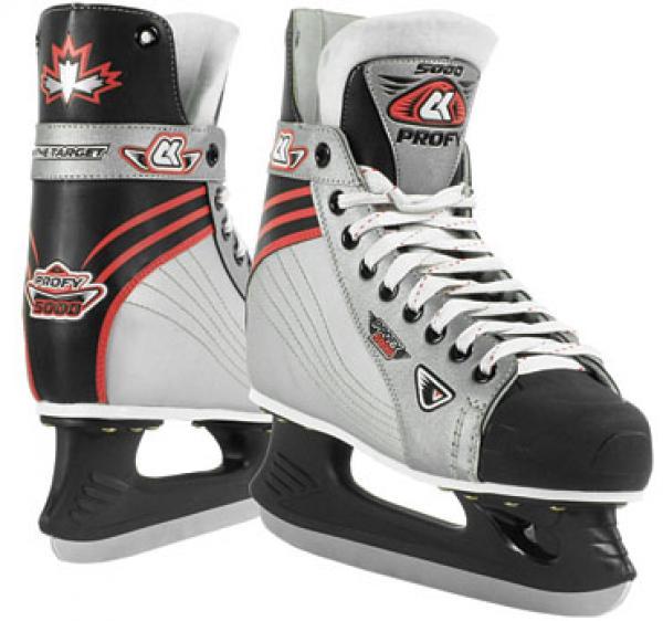 Коньки хоккейные CK Profy 5000