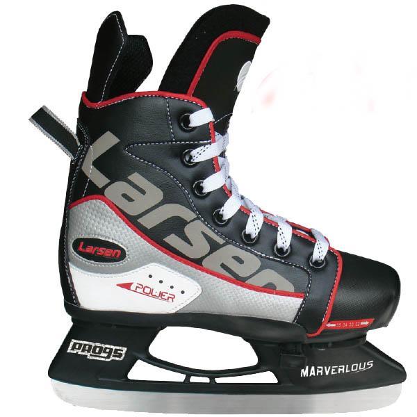 Коньки раздвижные хоккейные Larsen Power