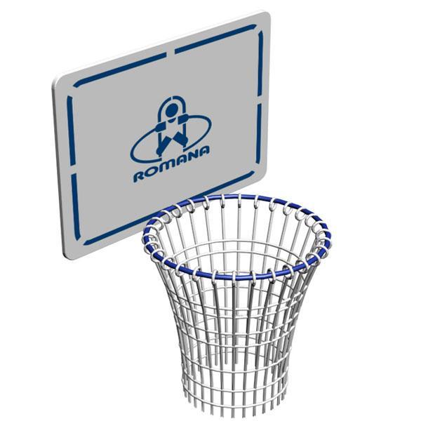 Баскетбольный щит (детский) 460х380мм