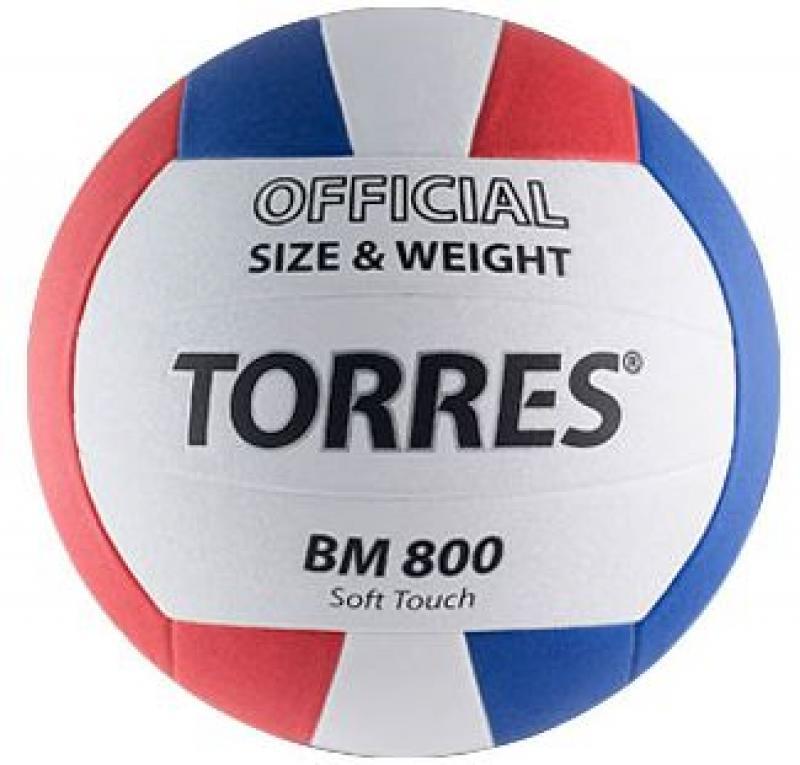 Мяч волейбольный TORRES BM800