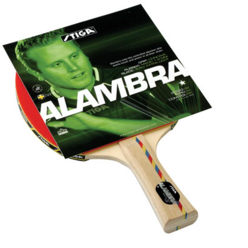 Ракетка для настольного тенниса STIGA Alambra Crystal 1*