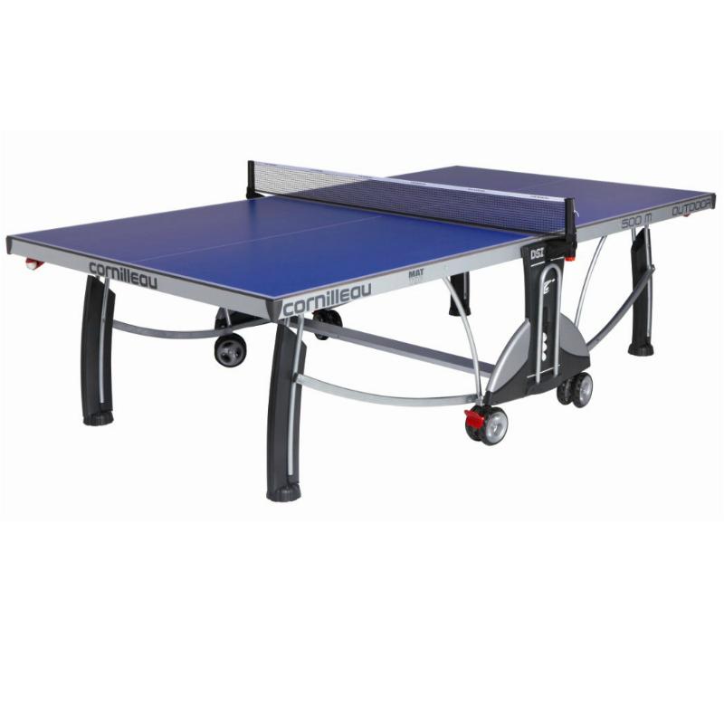 Теннисный стол складной CORNILLEAU Sporе 500 Indoor с сеткой