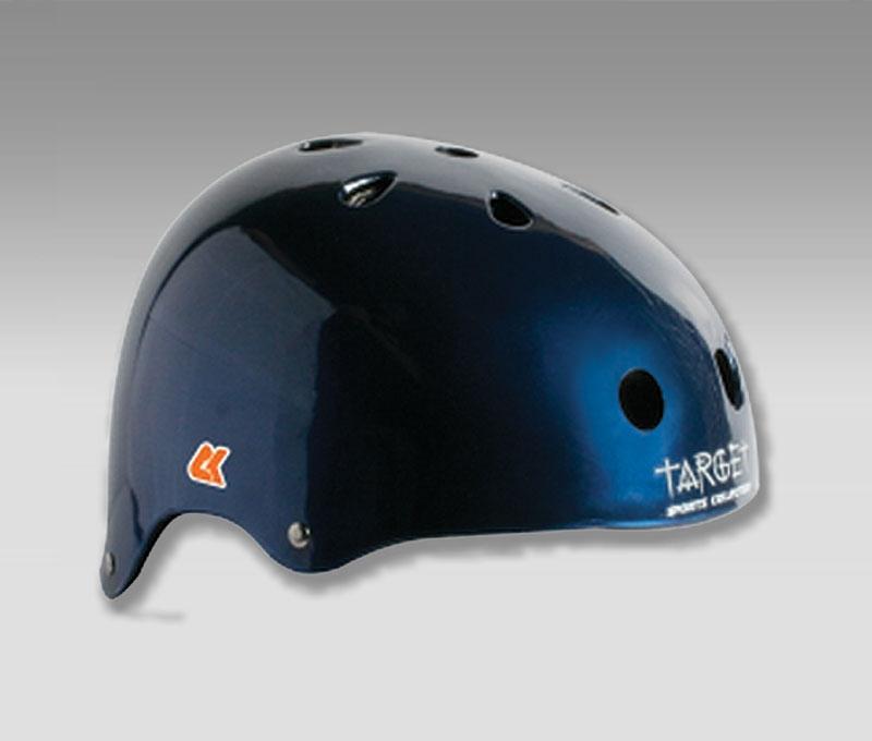 Шлемы для роллеров CK Metallic Blue