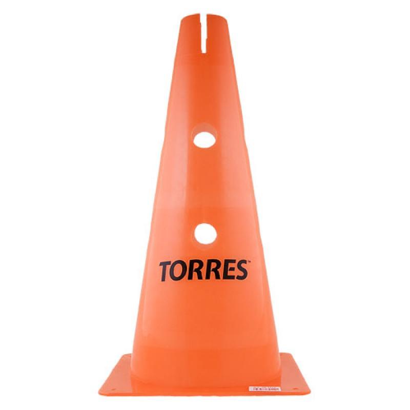 Конус TORRES TR1010 38 см с отверстием для штанги