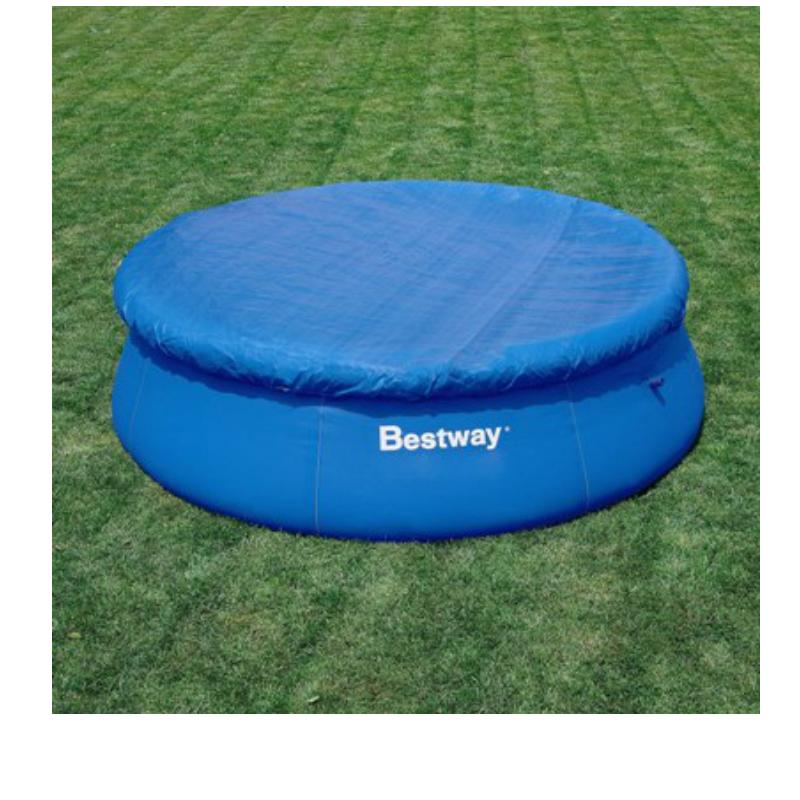 Тент для надувного бассейна Bestway 244см 58032