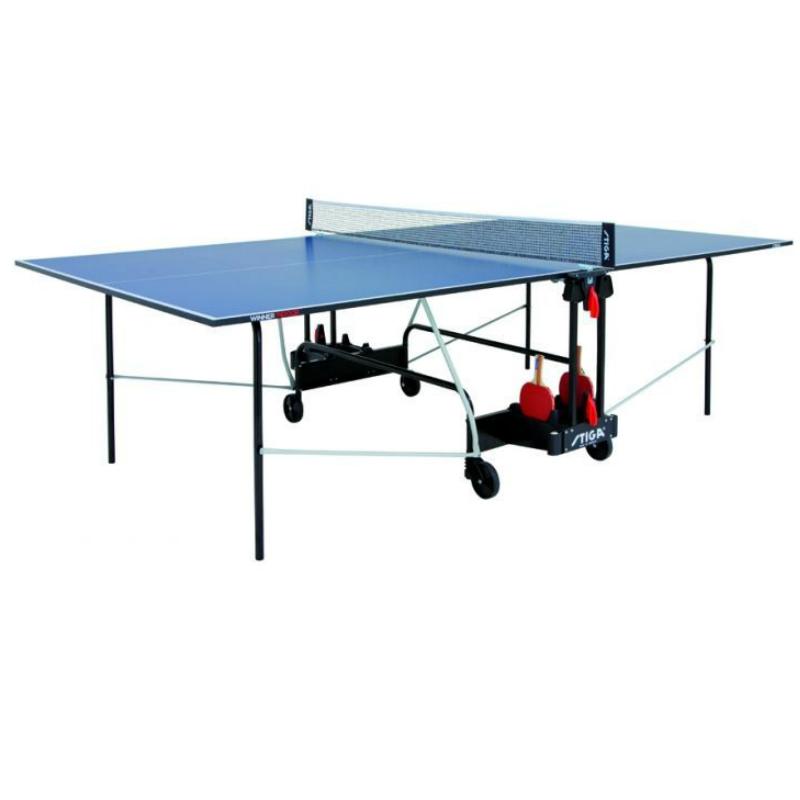 Теннисный стол Stiga Winner Indoor (19 мм) с сеткой
