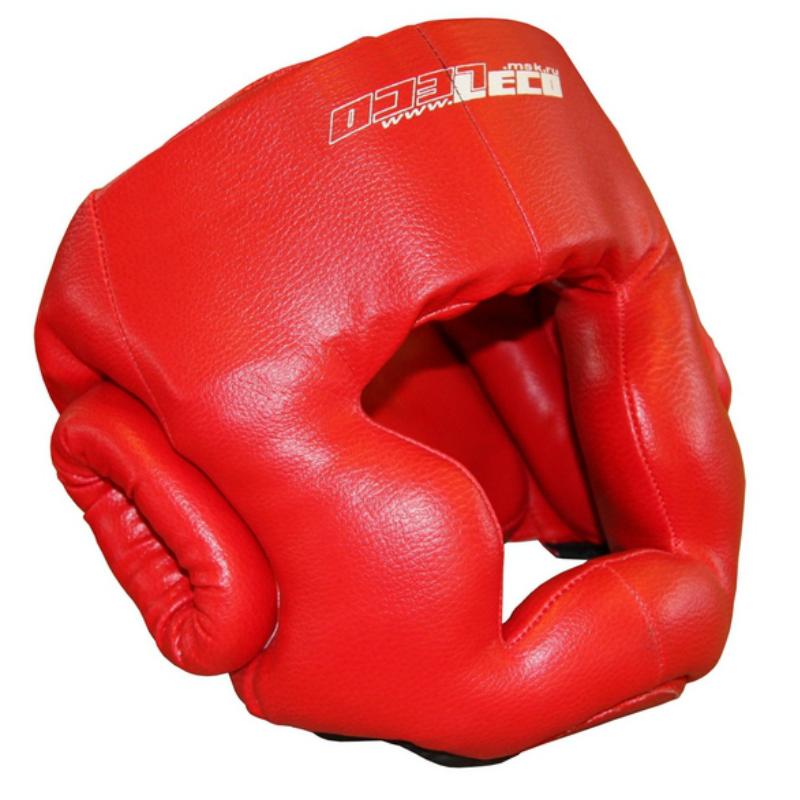 Шлем боксерский тренировочный Leco