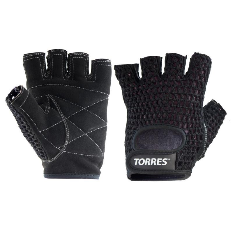 Перчатки для занятий спортом TORRES PL6045