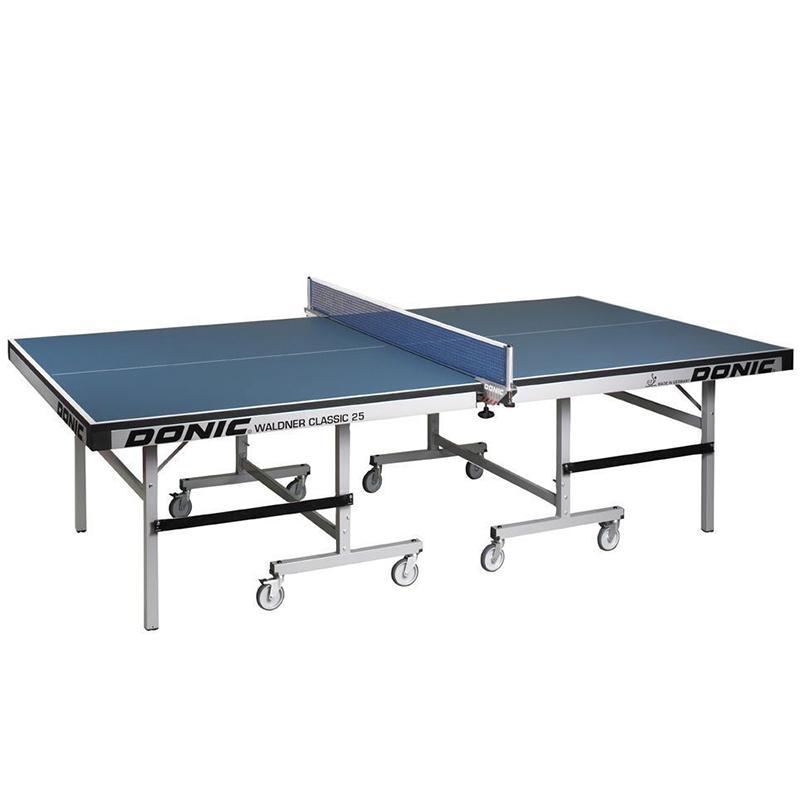 Теннисный стол DONIC Waldner Classic 25 профессиональный синий 400221-B