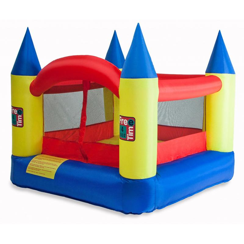 Детский надувной батут  Волшебный замок мини