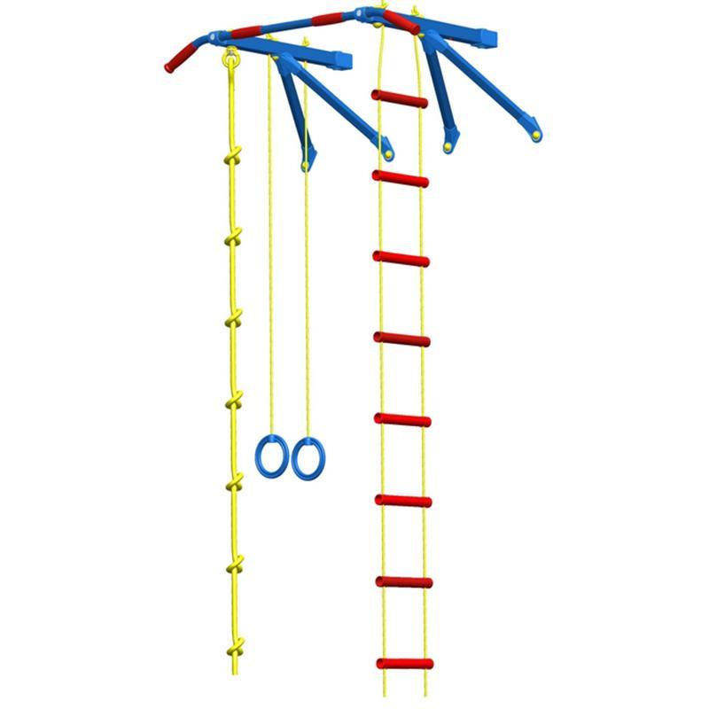 Детский спорткомплекс навесной средний Leco-IT гп030963