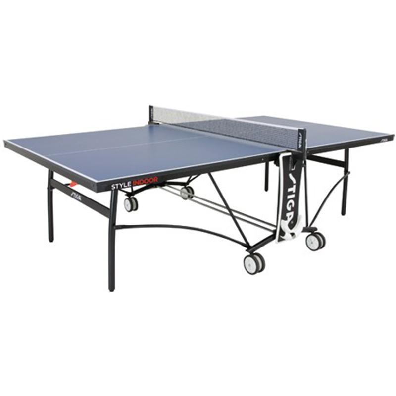 Теннисный стол Stiga Style Indoor CS (19 мм) с сеткой