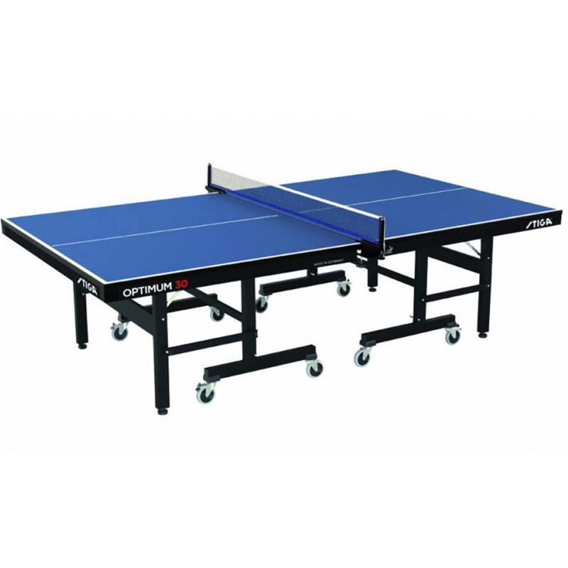 Теннисный стол профессиональный Stiga Optimum 30 (30 мм)
