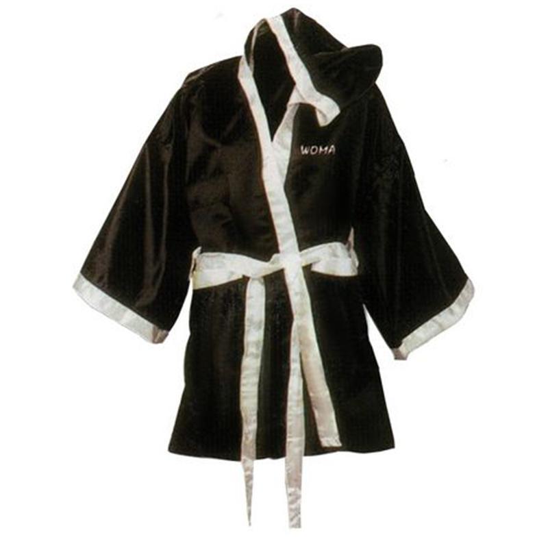 Боксерский халат S-XXL